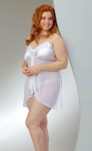 plump brides lingerie