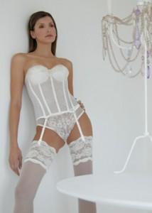 Daring lingerie