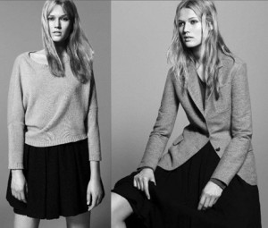 Zara winter clothing