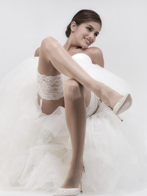 stockings for bride