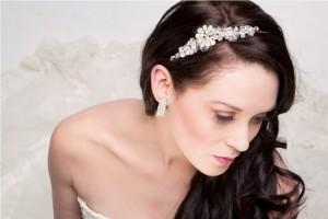 wedding headgear