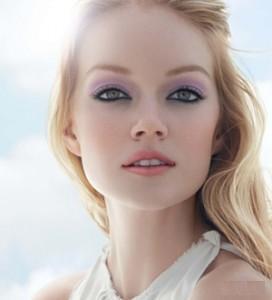 makeup in paste tones