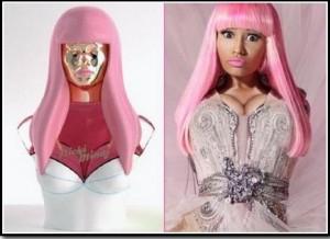 Nicki Minaj's Perfume