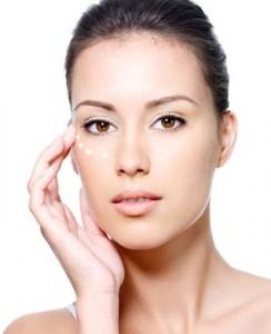 wrinkle eye contour