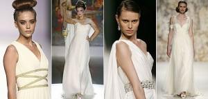 Roman dresses