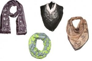 wrap scarves