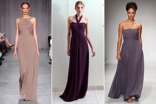 chiffon dresses
