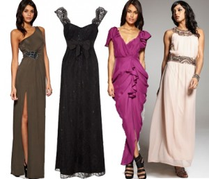 dresses for parties