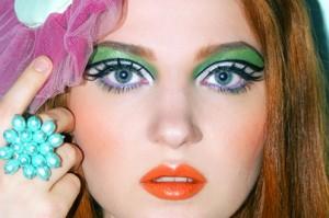 makeup fluorine