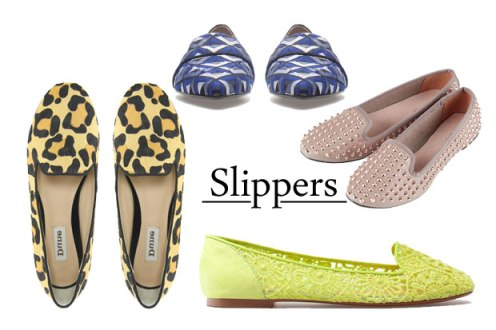 spring slippers