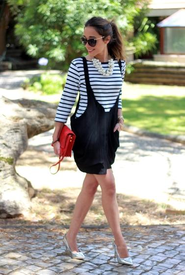 Stripes & Jumpsuit