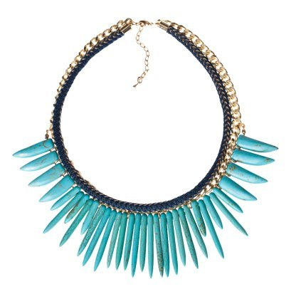 The summer maxi necklaces: Styling tricks to choose them ...