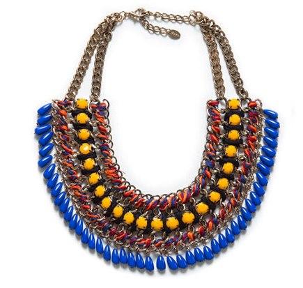 summer maxi necklaces