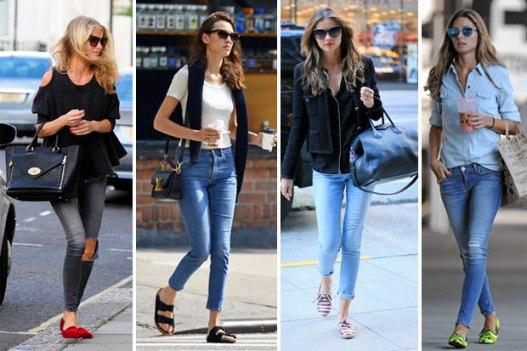 wear jeans