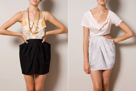 trends in skirts