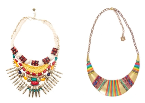summer necklaces