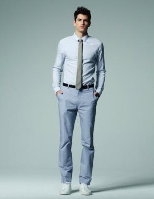informal attire