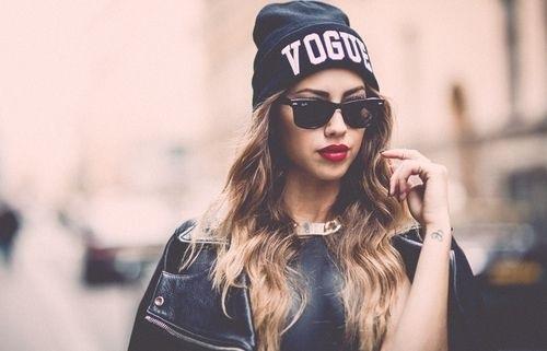 Black Cool Fashion