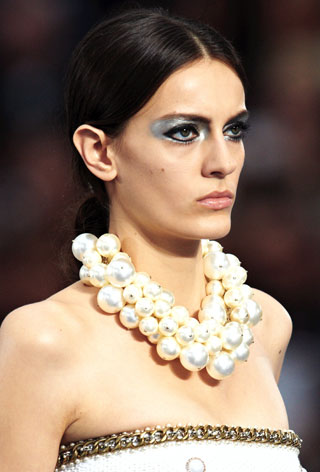 Super-sized Pearl Necklace