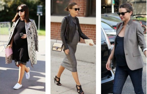 maternity trends