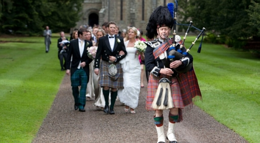 3 Things To Keep In Mind When Attending A Scottish Wedding