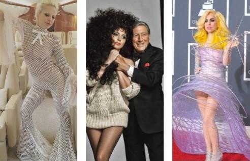 lady gaga fashion icon