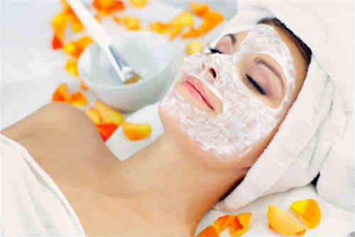masks against open pores
