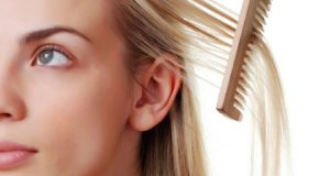 hide thinning hair