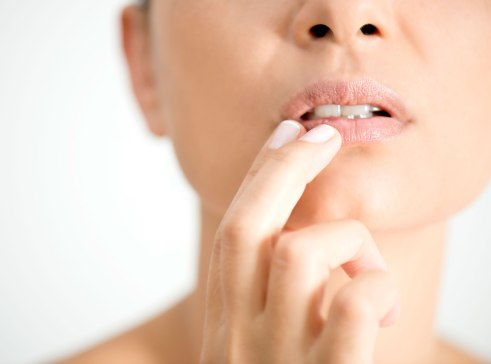 cold effects on your lips