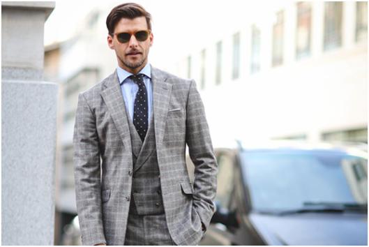 smart men suit