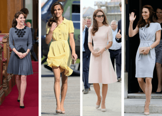 duchess of cambridge with clutch