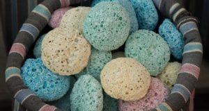 use pumice stone