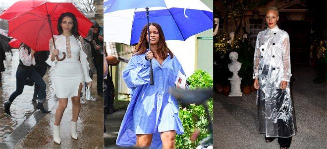 clothes on rainy days