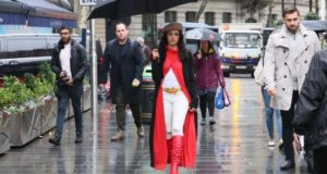 wear on rainy days